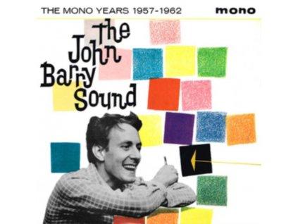 JOHN BARRY - The Mono Years 1957-1962 (CD)