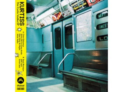 "KURTISS - The Curtis Vodka EP (12"" Vinyl)"
