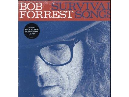 BOB FORREST - Survival Songs (LP)