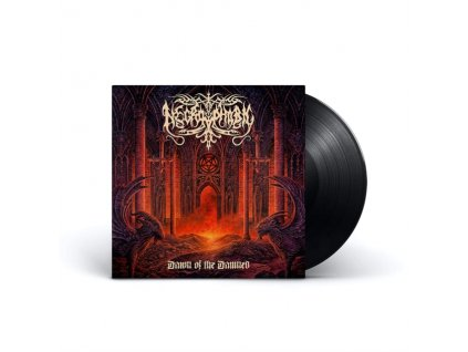 NECROPHOBIC - Dawn Of The Damned (LP)