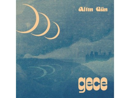 ALTIN GUN - Gece (LP)