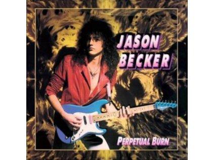 JASON BECKER - Perpetual Burn (LP)