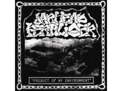 JARHEAD FERTILIZER - Product Of My Environment (LP)