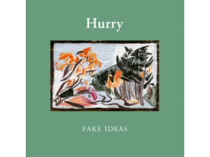 HURRY - Fake Ideas (Coloured Vinyl) (LP)