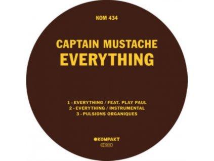 "CAPTAIN MUSTACHE - Everything (12"" Vinyl)"