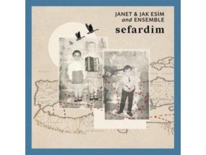 JANET & JAK ESIM - Sefardim (LP)