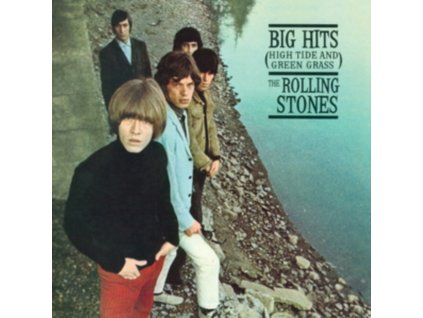 ROLLING STONES - Big Hits (High Tides And Green Grass) (LP)