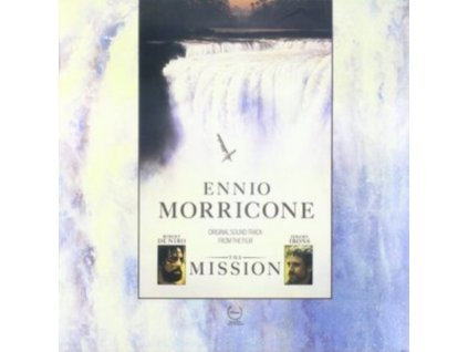ENNIO MORRICONE - The Mission - Ost (LP)
