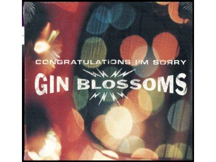 GIN BLOSSOMS - Congratulations IM Sorry (LP)