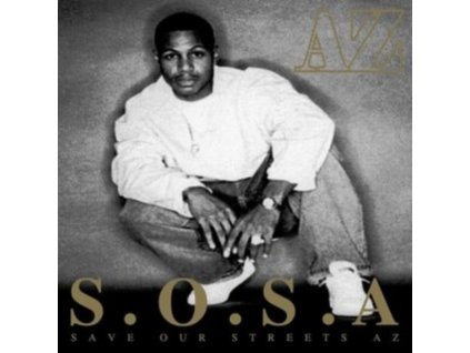 AZ - S.O.S.A (Save Our Streets Az) (LP)