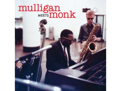 GERRY MULLIGAN & THELONIOUS MONK - Gerry Mulligan Meets Monk (+1 Bonus Track) (LP)