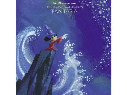 LEOPOLD STOKOWSKI / PHILADELPHIA ORCHESTRA / VARIOUS - Fantasia: Legacy Collection - OST (CD)
