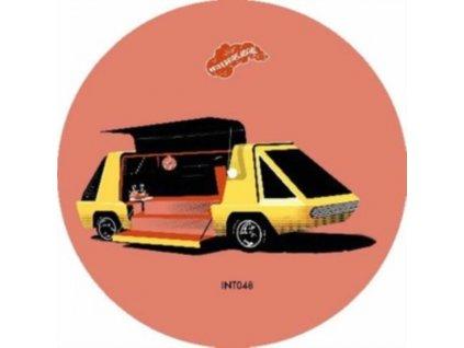 "TEMPLE - Love Machine (12"" Vinyl)"