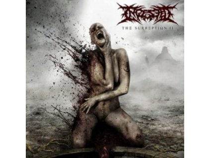INGESTED - The Surreption II (LP)
