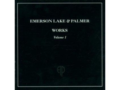 EMERSON. LAKE & PALMER - Works Volume 1 (LP)