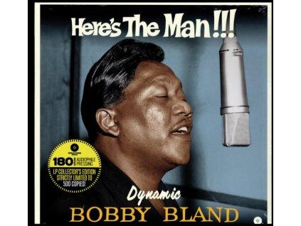 BOBBY BLAND - Heres The Man... Dynamic Bobby Bland (LP)