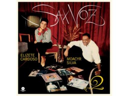 ELIZETE CARDOSO / MOACYR SILVA - Sax Voz No. 2 (LP)