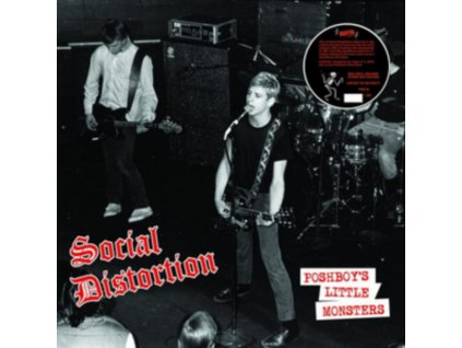 "SOCIAL DISTORTION - Poshboys Little Monsters (12"" Vinyl)"