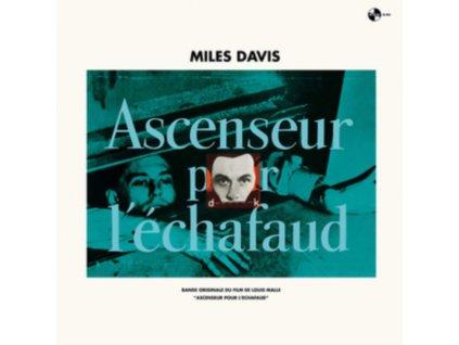 MILES DAVIS - Ascenseur Pour LEchafaud (LP)