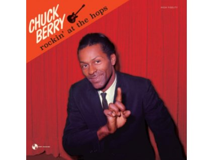 CHUCK BERRY - Rockin At The Hops (LP)