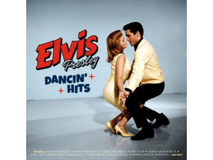 ELVIS PRESLEY - Dancin Hits (LP)