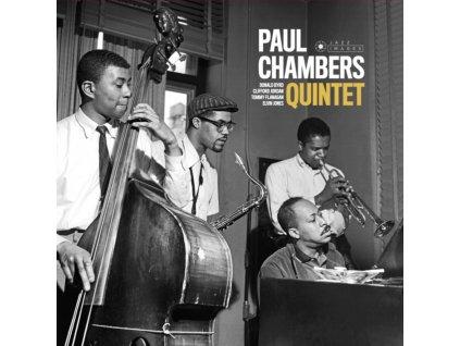 PAUL CHAMBERS QUINTET - Paul Chambers Quintet (LP)