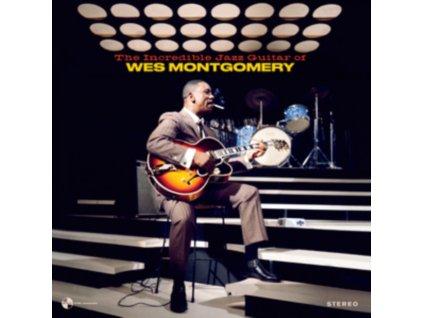 WES MONTGOMERY - The Incredible Jazz Guitar (+1 Bonus Track) (LP)