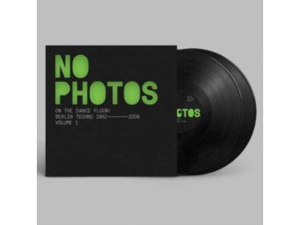 "VARIOUS ARTISTS (3MB / ALEC EMPIRE / MMM) - No Photos On The Dancefloor! - Berlin Techno 1992-2006: Volume One (12"" Vinyl)"
