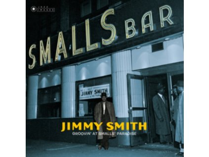 JIMMY SMITH - Groovin At Smalls Paradise (LP)