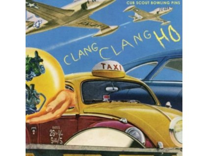CUB SCOUT BOWLING PINS - Clang Clang Ho (LP)