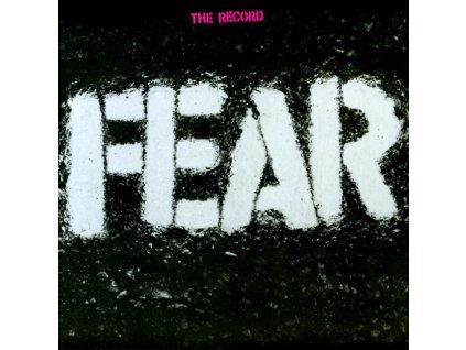 FEAR - Record (+Art Stencil) (RSD 2021) (LP + 7)