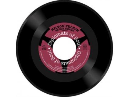 """HILTON FELTON - Be-Bop Boogie (7"""" Vinyl)"""