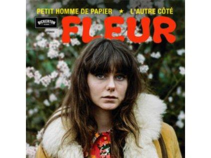 """FLEUR - Petit Homme De Papier / La Reine Des Abeilles (7"""" Vinyl)"""