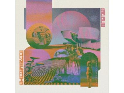 LUVMENAUTS - In Space (LP)