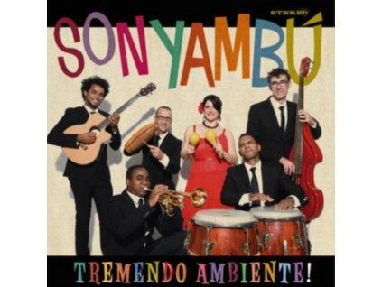 SON YAMBU - Tremendo Ambiente (LP)