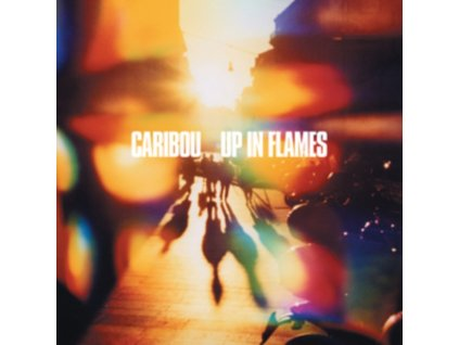 CARIBOU - Up In Flames (LP)