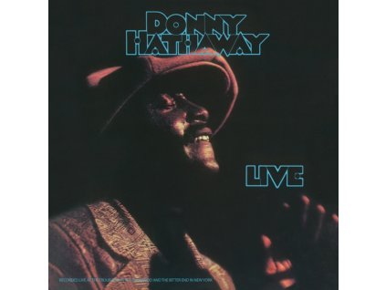 DONNY HATHAWAY - Donny Hathaway Live (RSD 2021) (LP)