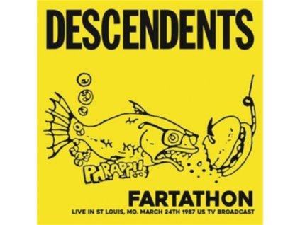 DESCENDENTS - Farathon (LP)