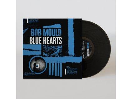 BOB MOULD - Blue Hearts (LP)