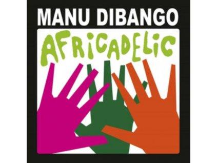 MANU DIBANGO AFRICADELIC - Manu Dibango Africadelic (LP)