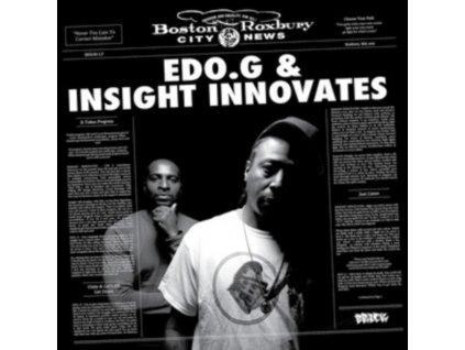 EDO.G & INSIGHT INNOVATES - Edo.G & Insight Innovates (LP)