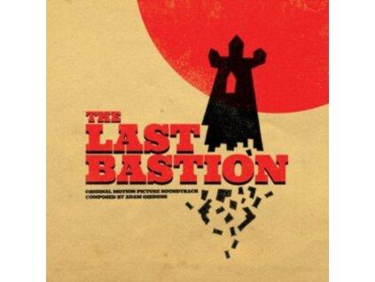 ADAM GIBBONS - The Last Bastion - Original Soundtrack (CD)