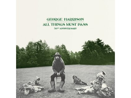 GEORGE HARRISON - All Things Must Pass (LP)