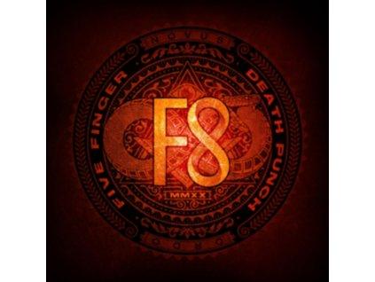 FIVE FINGER DEATH PUNCH - F8 (LP)