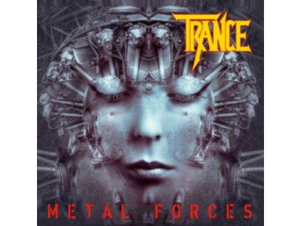 TRANCE - Metal Forces (LP)
