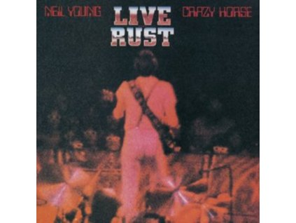 NEIL YOUNG - Live Rust (LP)