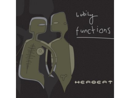 HERBERT - Bodily Functions (Transparent Grey Vinyl) (LP)
