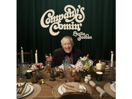 LESLIE JORDAN - Companys Comin (LP)
