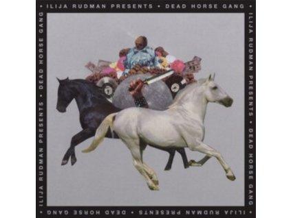 ILIJA RUDMAN PRESENTS DEAD H - Where Wild Horses Go (LP)