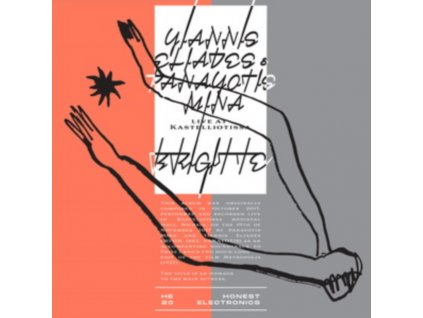 YIANNIS ELIADES & PANAYOTIS MINA - Brigitte (LP)